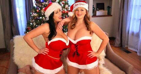 Chubby Christmas Pics