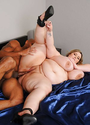 Chubby Interracial Pics